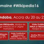 Les 16 ans de Wikipedia en Côte d'Ivoire