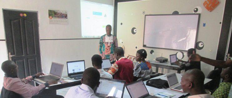 Wikimedia Côte d'Ivoire s'équipe