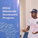 Africa Wikimedia Developers: deuxième journée de formation pratique